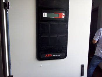 AEG UPS安装-上海丹贝